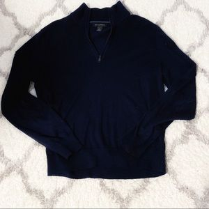 Banana Republic Prima Cotton Cashmere Sweater